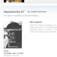 aquamarine 67 sur ipad us