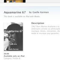 aquamarine 67 sur ipad us