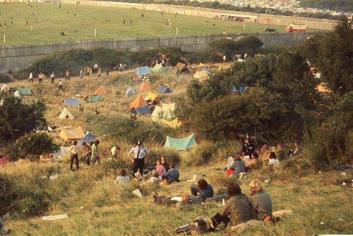 Isle of Wight 1970 : samedi 29août