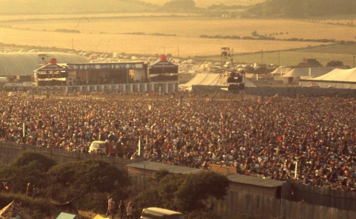 Isle of Wight 1970 : vendredi 28 aoûtaprès-midi