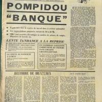 Combat Nº 7430 Mercredi 5 Juin 1968
