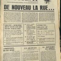 Combat Nº 7436 Mercredi 12 Juin 1968