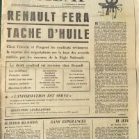 Combat Nº 7441 Mardi 18 Juin 1968